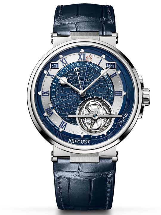 Breguet – Marine Equation Marchante 5887
