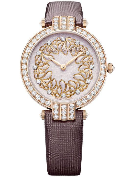 Harry Winston – Premier Delicate Silk Automatic 36mm