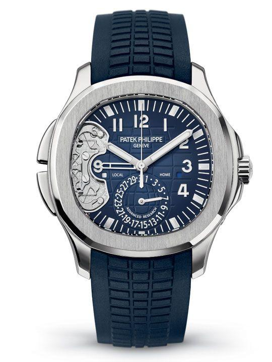 Patek Philippe Aquanaut Travel Time Ref. 5650G 'Advance Research'