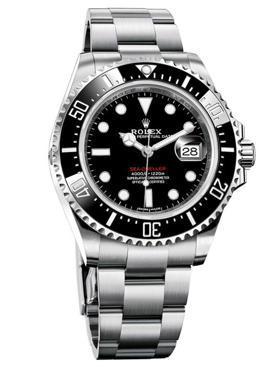 Rolex – Oyster Perpetual Sea-Dweller