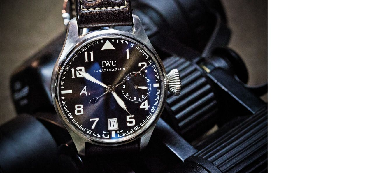 IWC Schaffhausen Big Pilot's Watch Edition Antoine de Exupéry
