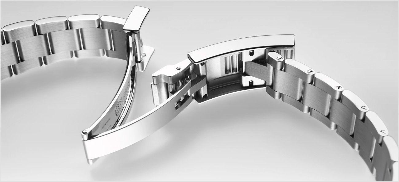 Rolex Glidelock System