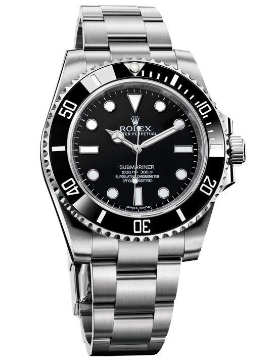 Rolex Submariner 904L Steel