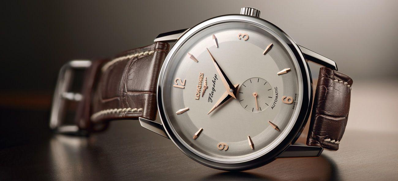 Longines 60th Anniversary Heritage Flagship