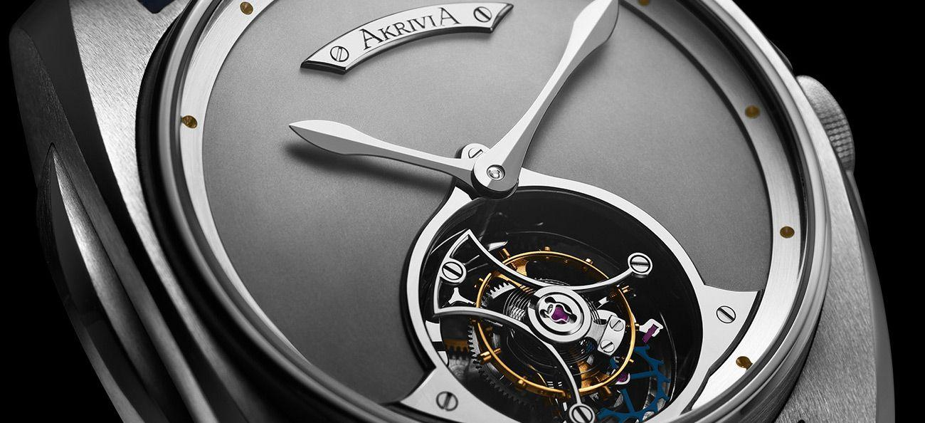 AkriviA Tourbillon Hour Minute
