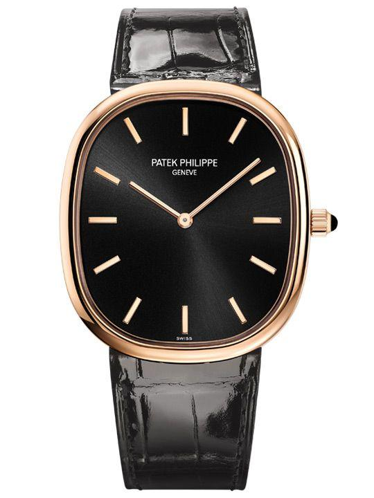 Patek Philippe Golden Ellipse Ref. 5738