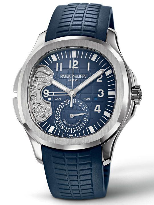 Patek Philippe Aquanaut Travel Time Ref. 5650G 'Advanced Research'