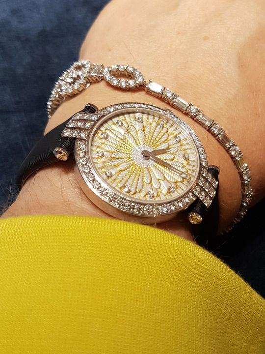 Harry Winston Premier Delicate Silk Automatic 36mm
