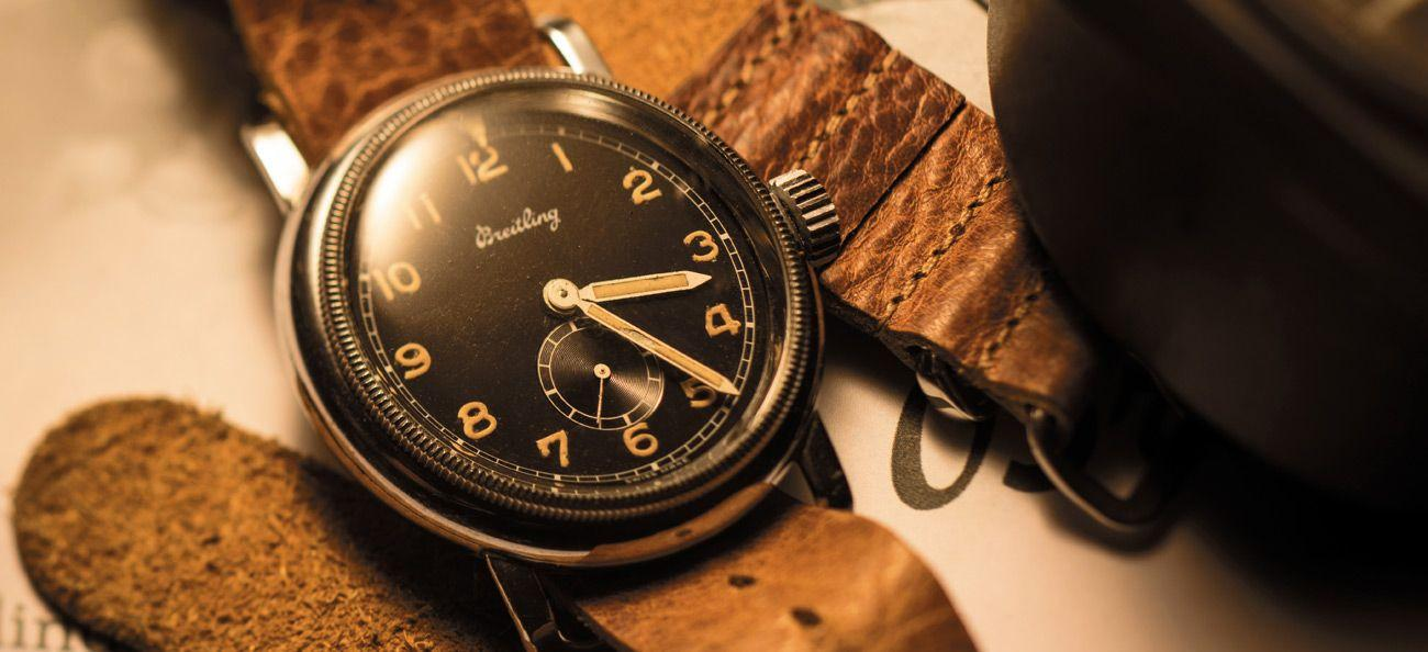 Breitling Reference 768