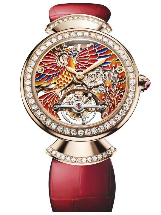 Diva's Dream Phoenix Tourbillon