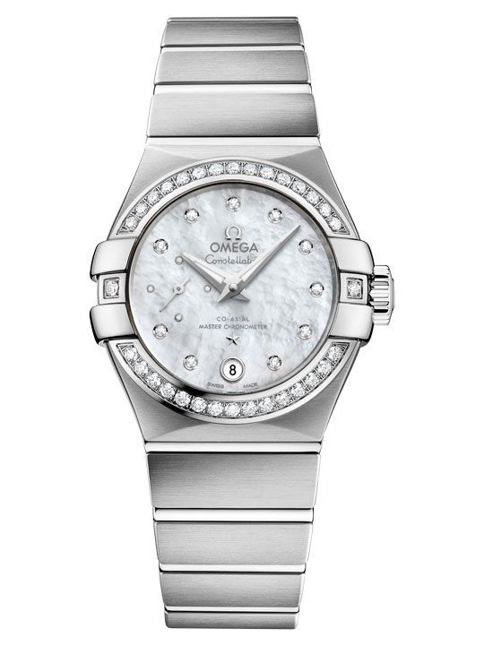 Omega Constellation Small Seconds Ref. 127.15.27.20.55.001