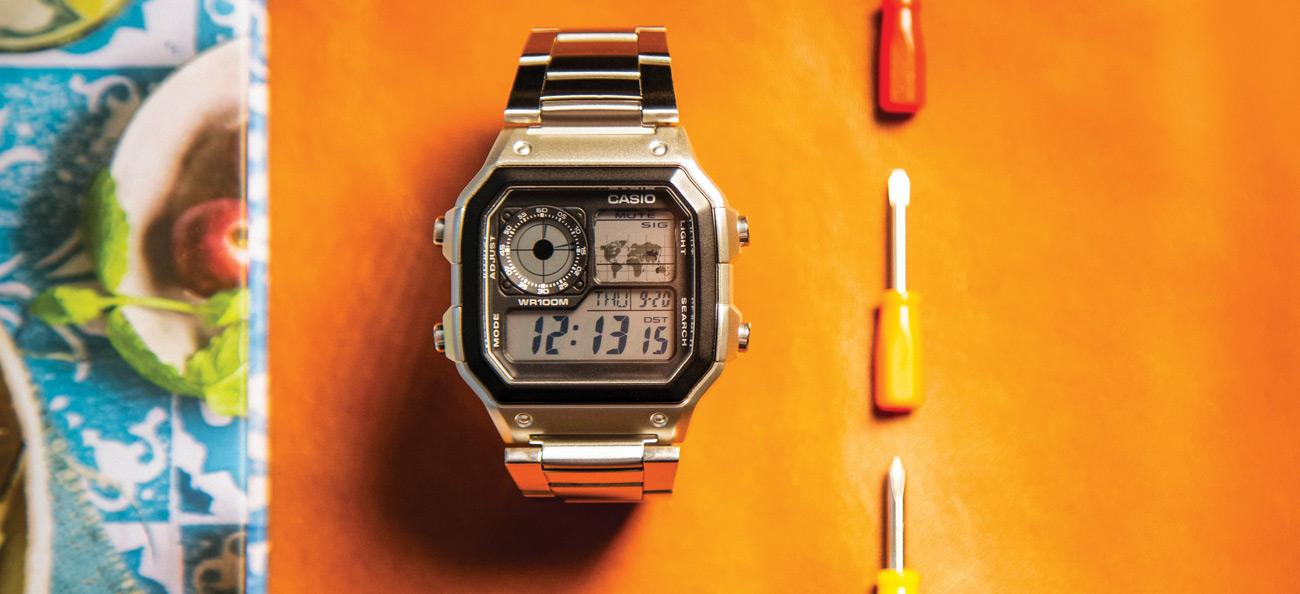 Casio AE1200 'Casio Royale'