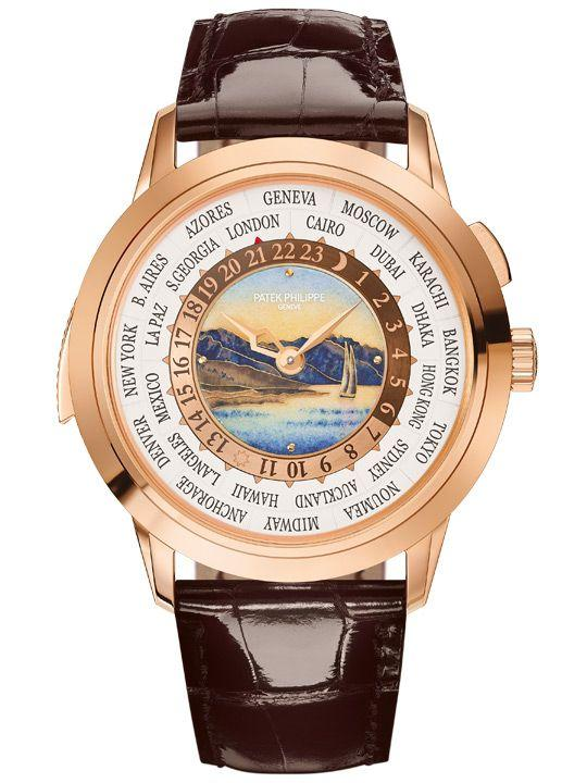 Patek Philippe World Time Minute Repeater Ref. 5531R