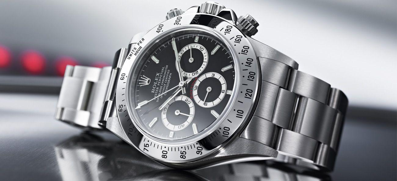 Rolex Cosmograph Daytona Reference 16500