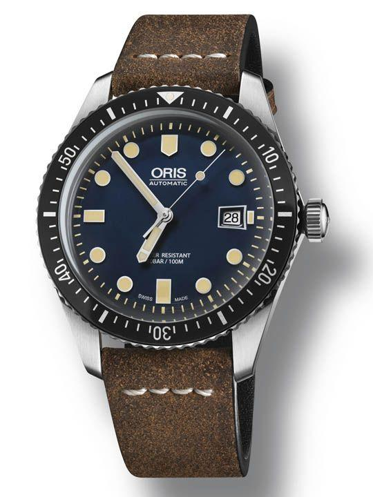 Oris Divers Sixty-Five Ref. 01 733 7720 4055 TS