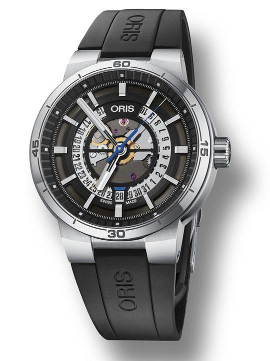 ORIS TT1 Engine Date ($1,950)