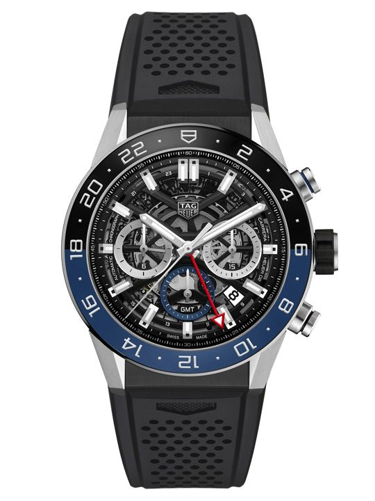 TAG Heuer – Carrera Chronograph GMT