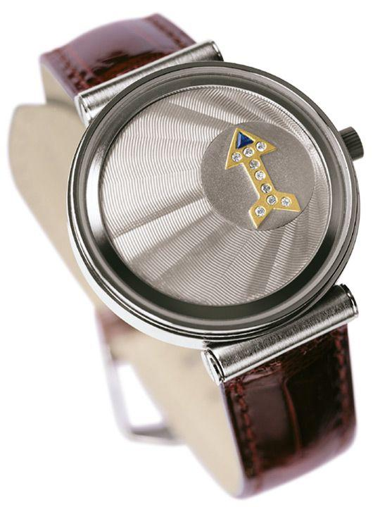 Goldpfeil Quintessential Horology by Bernhard Lederer