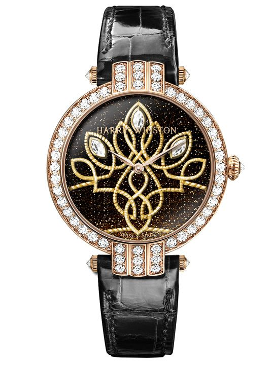 Harry Winston Premier Shinde Automatic 36mm