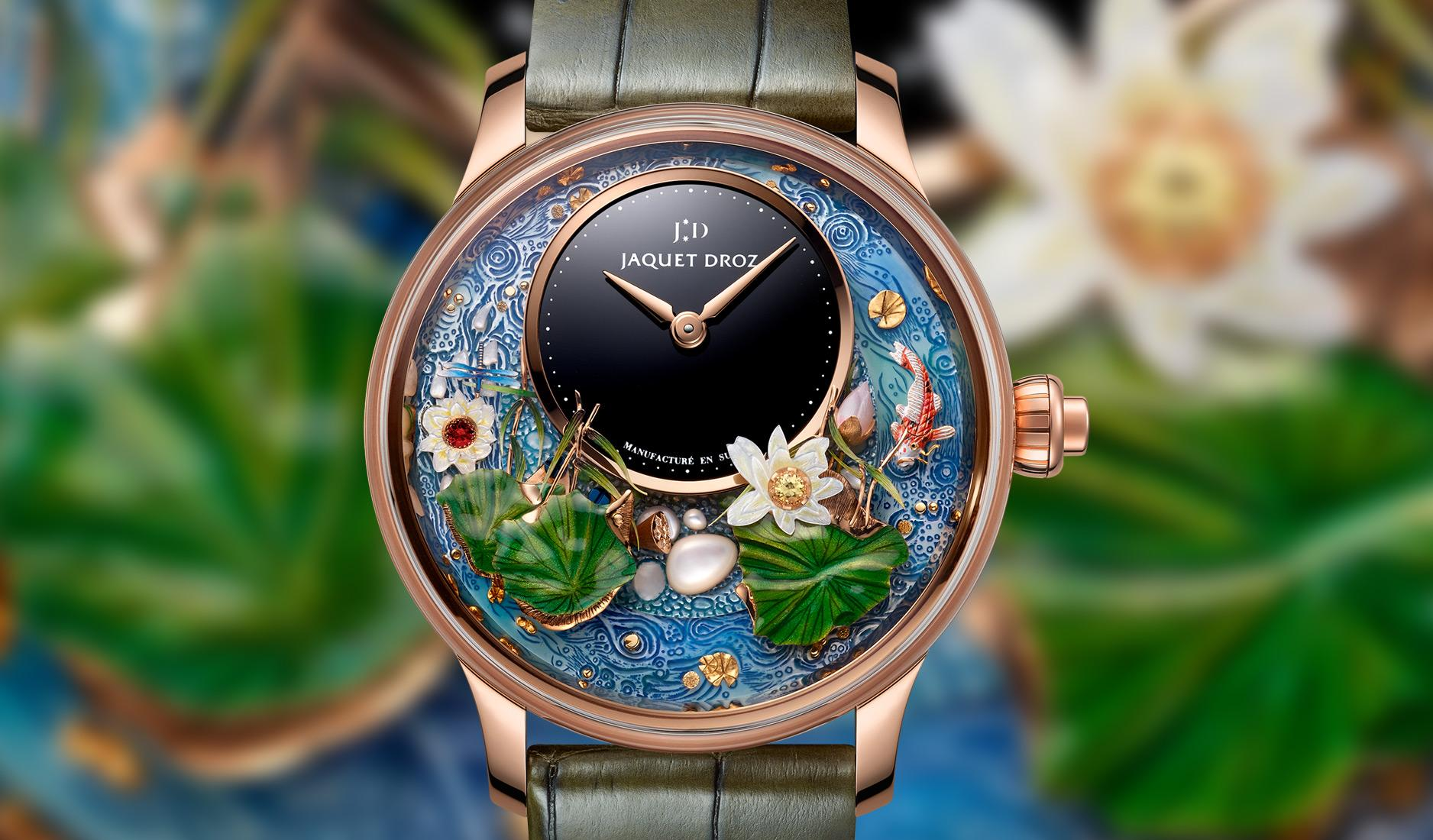 JAQUET DROZ Magic Lotus