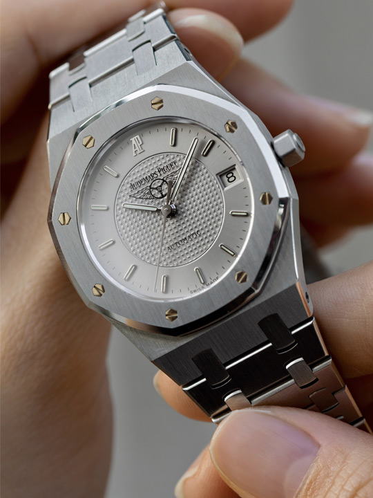 AUDEMARS PIGUET Royal Oak National Classic Tour First Edition