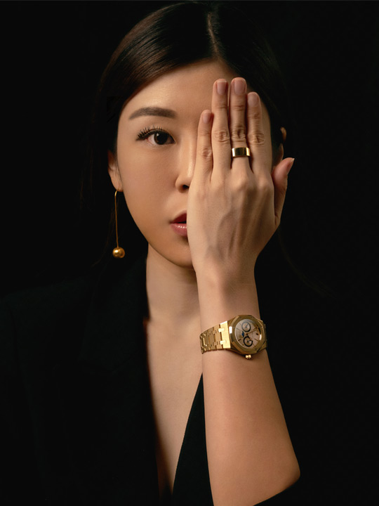 My Watch Story: Hosanna Swee