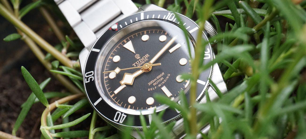 Tudor Black Bay Noir