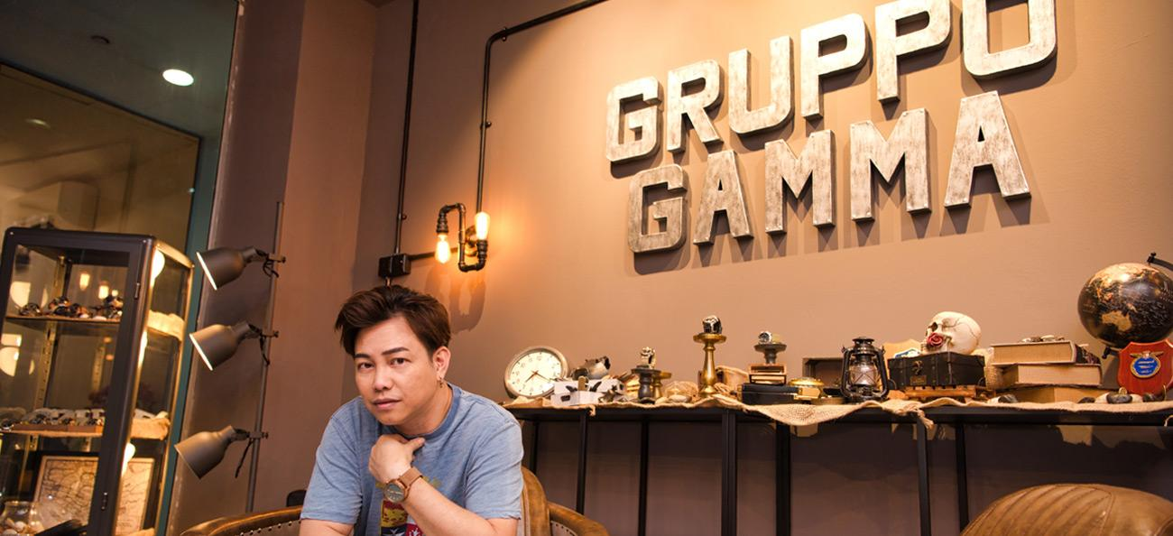 Singapore Microbrands: Insights From Gruppo Gamma Founder, Naoki Tsukumo |  Crown Watch Blog