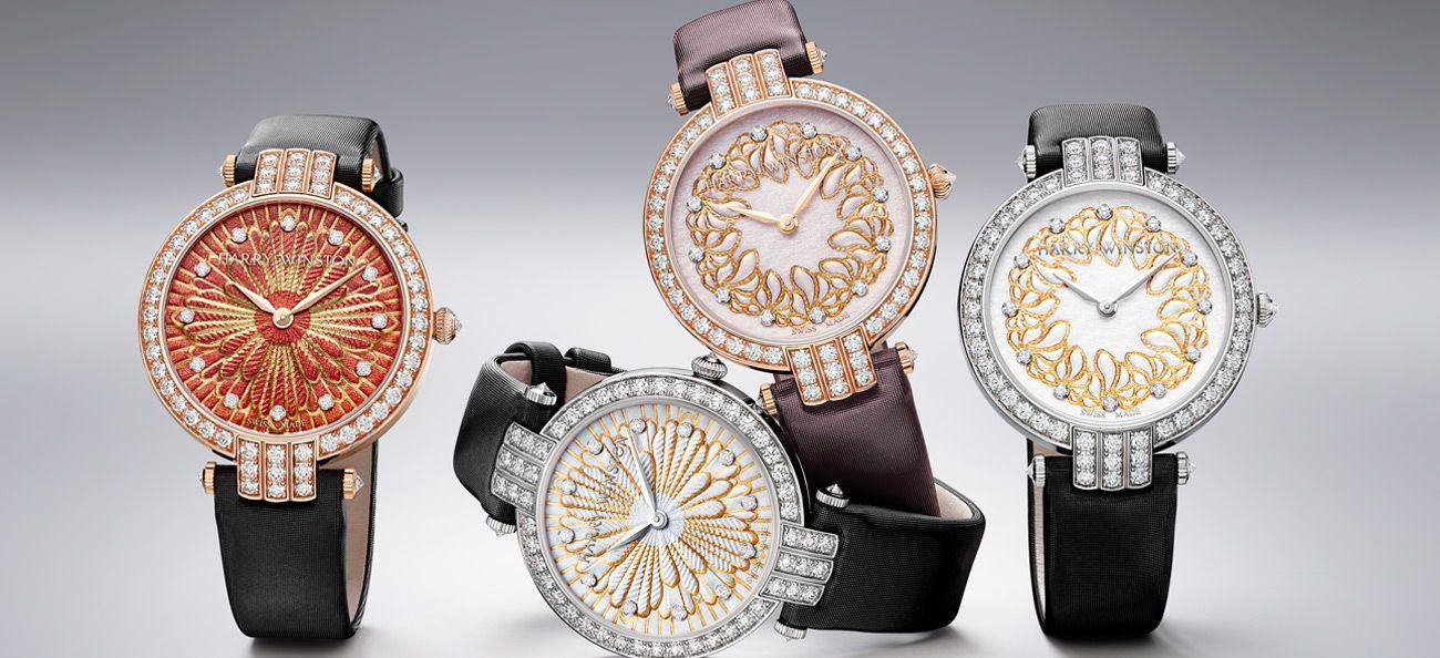 Harry Winston Premier Delicate Silk Automatic