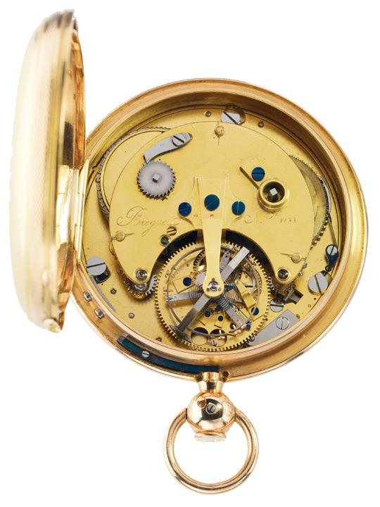 Breguet pocket watch No. 1188
