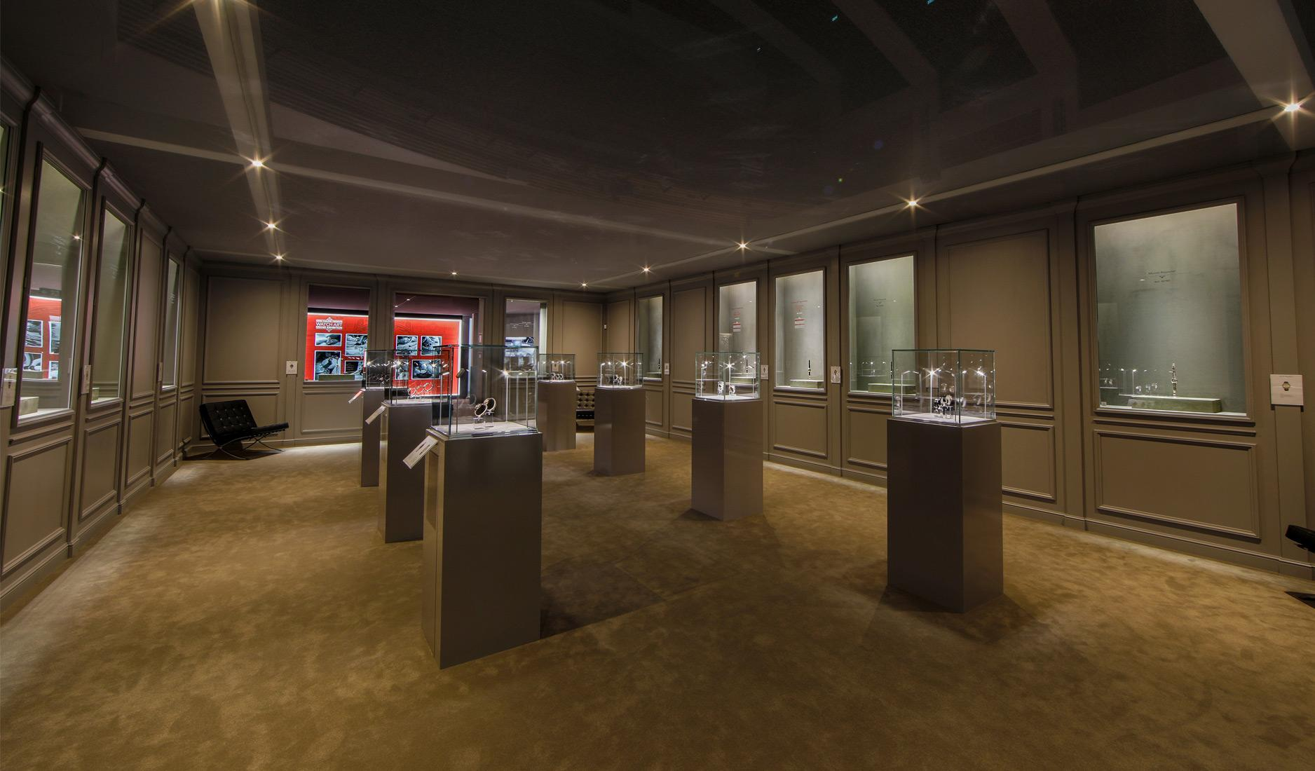 Patek Philippe Watch Art Grand Exhibition grand complications room