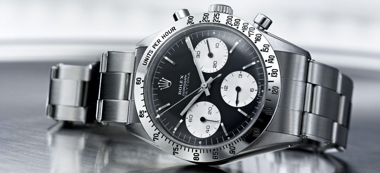 Rolex Cosmograph Daytona from 1963