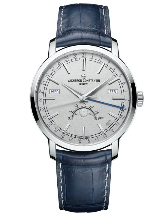 Vacheron Constantin Traditionelle Complete Calendar 'Collection Excellence Plantine'