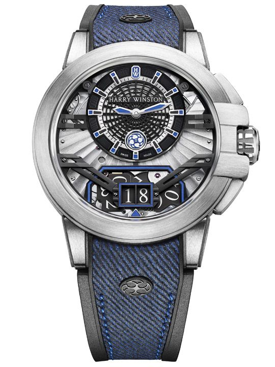 Harry Winston – Project Z11