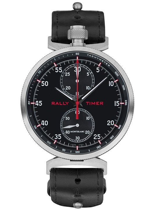 Montblanc – TimeWalker Chronograph Rally Timer Counter Limited Edition 100