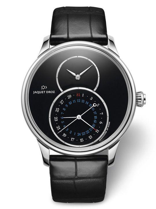 Jaquet Droz new Grande Seconde Dual Time