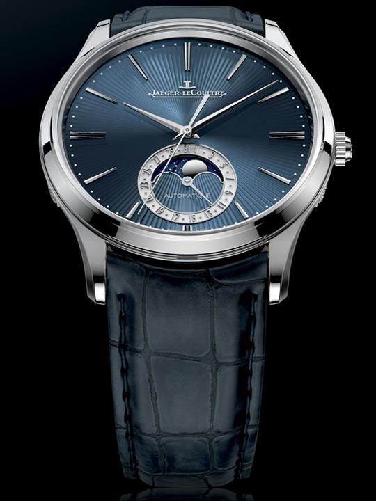 Jaeger Le-Coultre Master Ultra Thin Moon Enamel