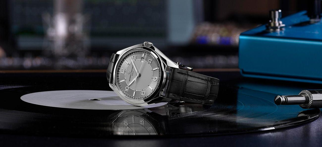 Vacheron Constantin Fiftysix Self-winding in steel