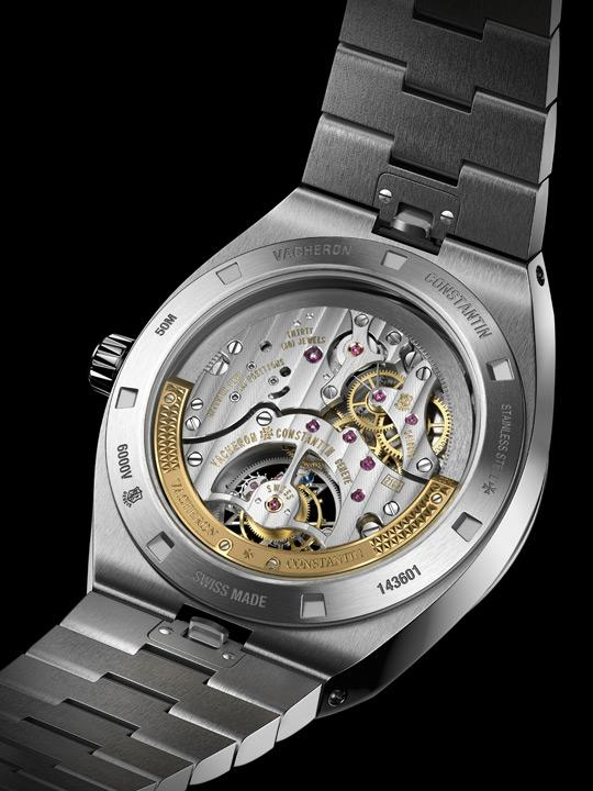 Overseas Tourbillon
