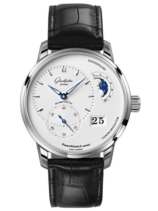 Glashütte Original PanoMatic Lunar