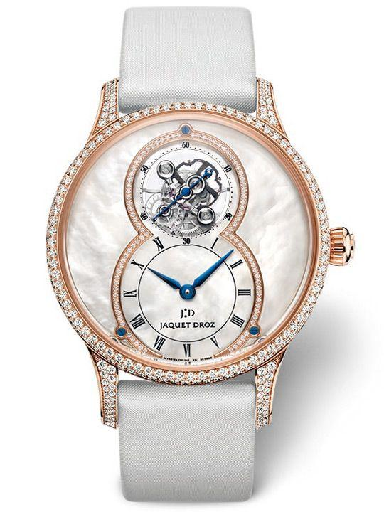 Jaquet Droz Grande Second Tourbillon Mother-of-Pearl