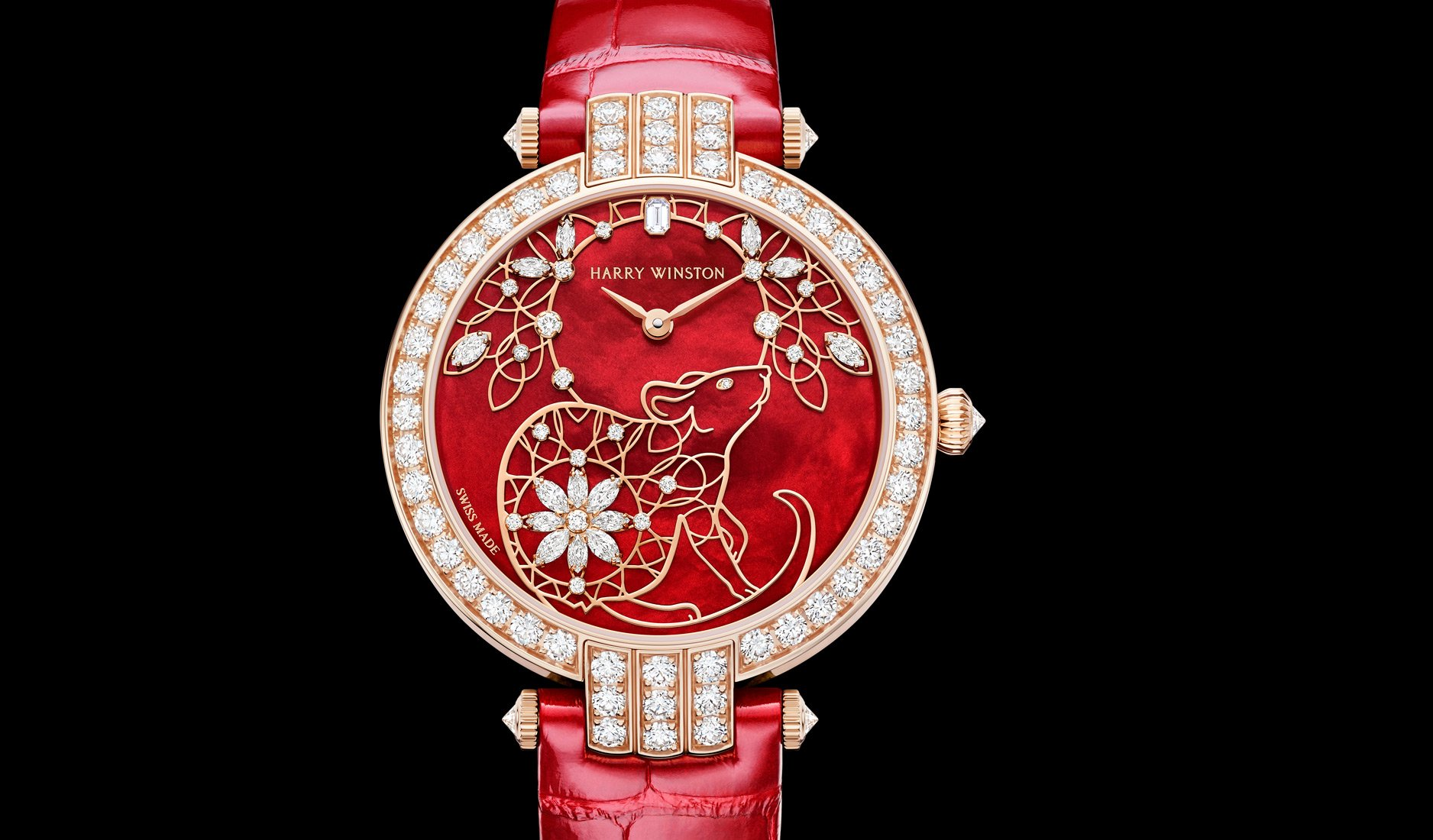 HARRY WINSTON Premier Chinese New Year Automatic 36MM