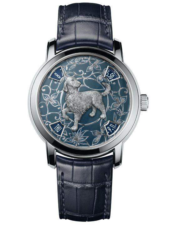 Vacheron Constantin – Métiers d'Art 'Legend Of The Chinese Zodiac'