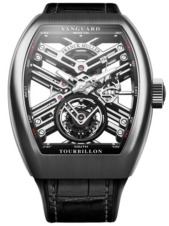 Franck Muller Vanguard Skeleton Tourbillon