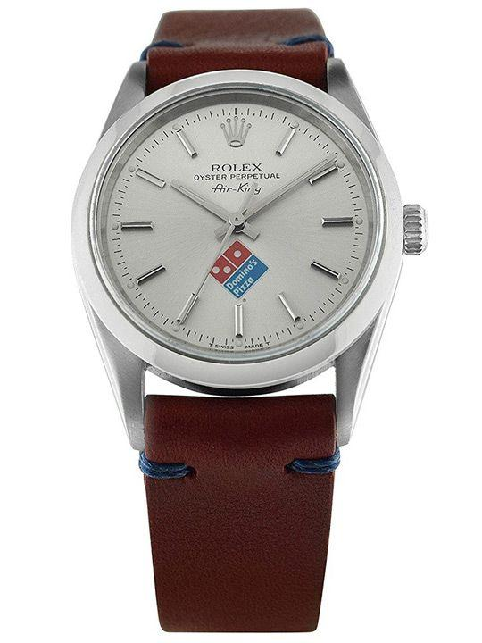 Rolex Air-King Domino's Pizza