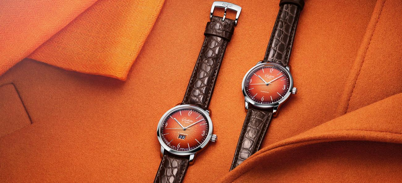 Glashütte Original Sixties and Sixties Panorama Annual Edition