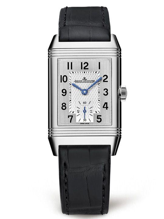 aeger-LeCoultre Reverso Classic Medium Duoface Small Second