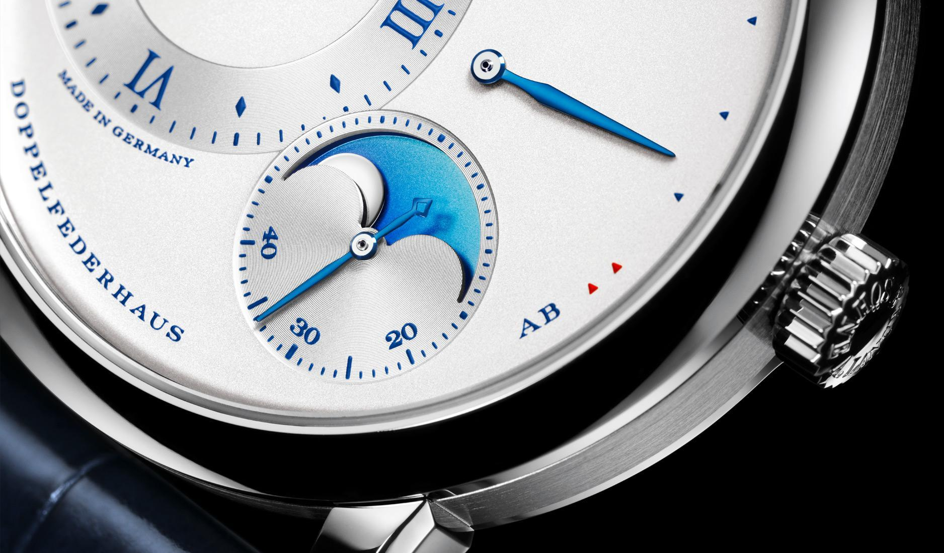 A. Lange & Söhne Lange 1 Moon Phase '25th Anniversary'