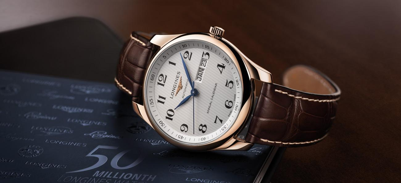 Longines Master Collection 50,000,000th