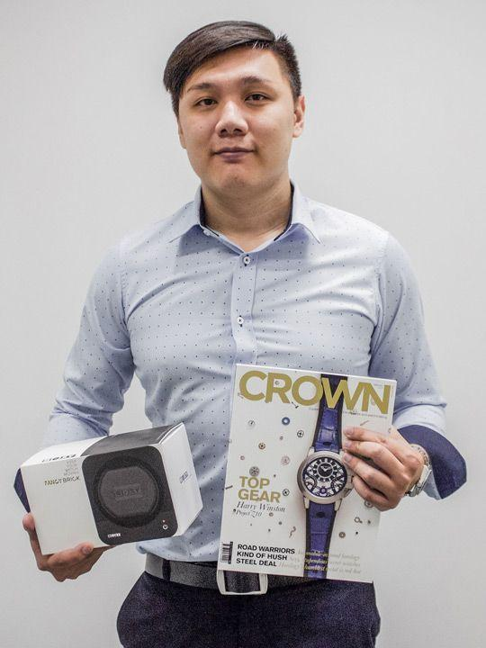 #CrownMoment contest